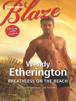 cover image of Breathless on the Beach
