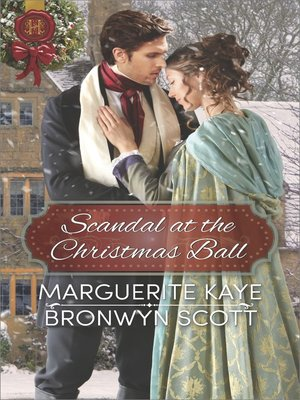 cover image of Scandal at the Christmas Ball