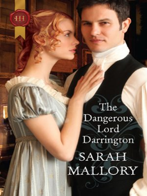 cover image of The Dangerous Lord Darrington