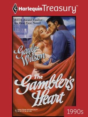 cover image of The Gambler's Heart