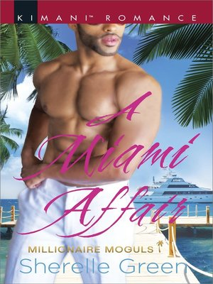 cover image of A Miami Affair
