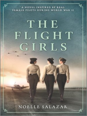 cover image of The Flight Girls