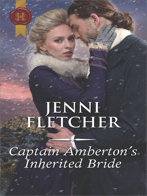 cover image of Captain Amberton's Inherited Bride