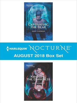 cover image of Harlequin Nocturne August 2018 Box Set