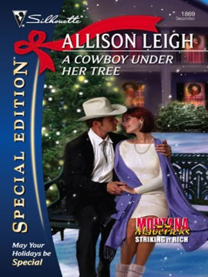 cover image of Cowboy Under Her Tree