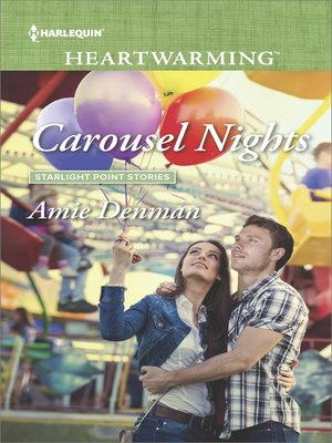cover image of Carousel Nights--A Clean Romance