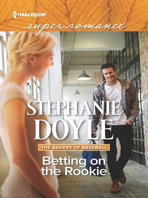 cover image of Betting on the Rookie