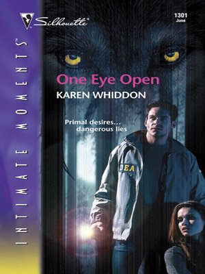 cover image of One Eye Open