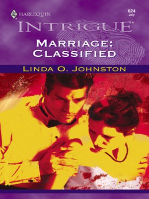 cover image of Marriage: Classified