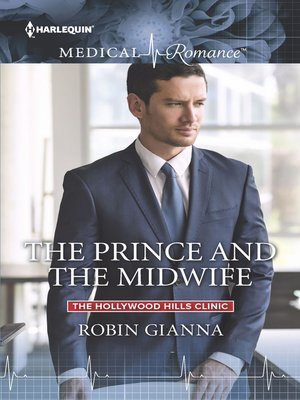 cover image of The Prince and the Midwife