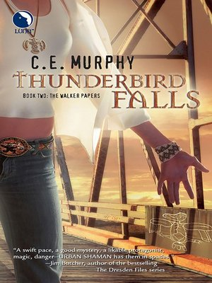 cover image of Thunderbird Falls