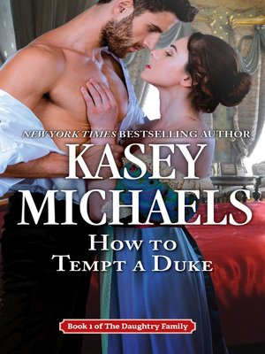 cover image of How to Tempt a Duke