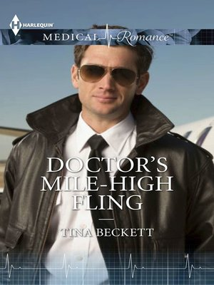 cover image of Doctor's Mile-High Fling