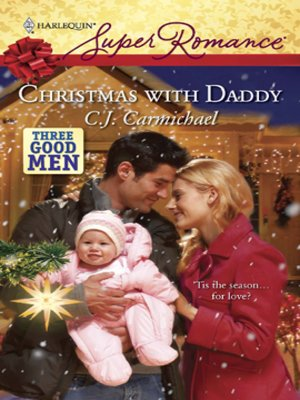 cover image of Christmas with Daddy