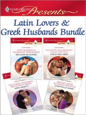 cover image of Latin Lovers & Greek Husbands Bundle