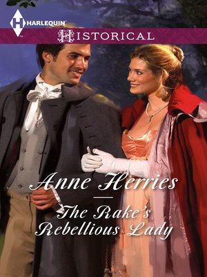 cover image of The Rake's Rebellious Lady