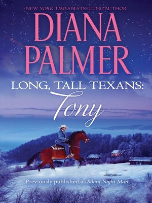 cover image of Long, Tall Texans: Tony