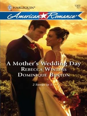 cover image of A Mother's Wedding Day