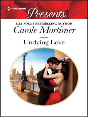 cover image of Undying Love