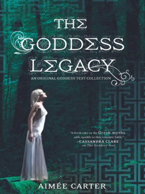 cover image of The Goddess Legacy