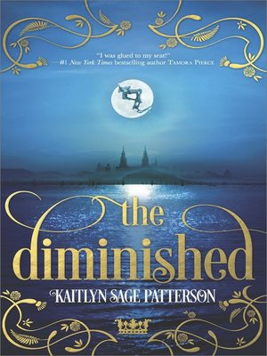 cover image of The Diminished