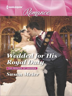 cover image of Wedded for His Royal Duty