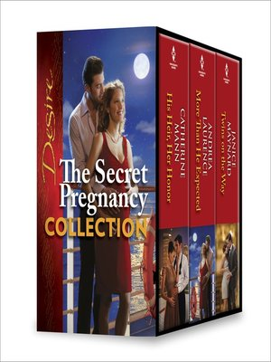 cover image of The Secret Pregnancy Collection