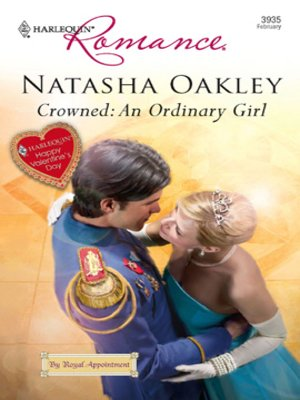 cover image of Crowned: An Ordinary Girl