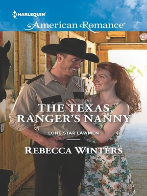 cover image of The Texas Ranger's Nanny