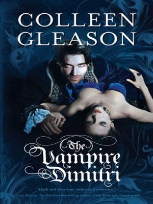 cover image of The Vampire Dimitri