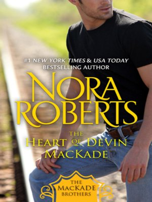 cover image of The Heart of Devin MacKade
