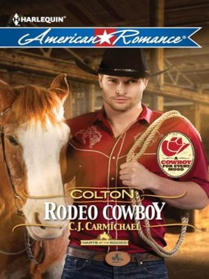 cover image of Colton: Rodeo Cowboy