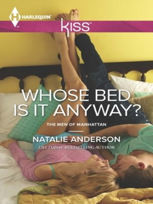 cover image of Whose Bed Is It Anyway?