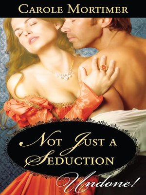 cover image of Not Just a Seduction