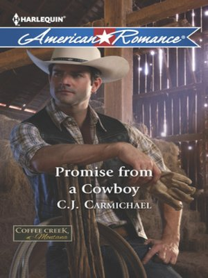 cover image of Promise from a Cowboy