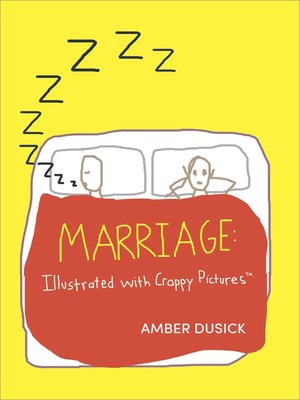 cover image of Marriage Illustrated with Crappy Pictures