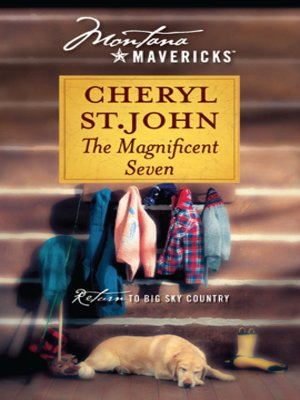 cover image of The Magnificent Seven