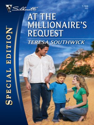 cover image of At the Millionaire's Request