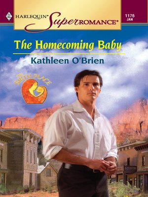 cover image of The Homecoming Baby