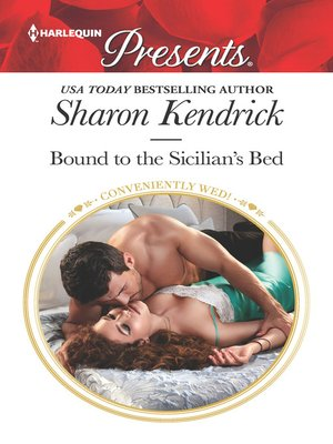 cover image of Bound to the Sicilian's Bed