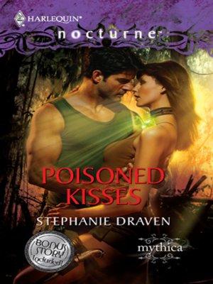 cover image of Poisoned Kisses: Midnight Medusa