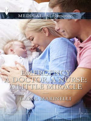 cover image of A Doctor, a Nurse--A Little Miracle