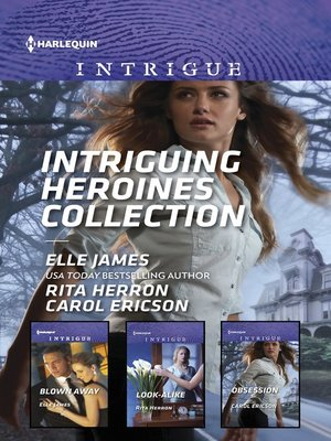 cover image of Intriguing Heroines Collection