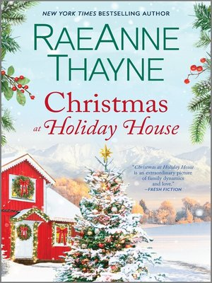 cover image of Christmas at Holiday House