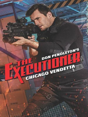 cover image of Chicago Vendetta