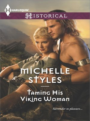 cover image of Taming His Viking Woman