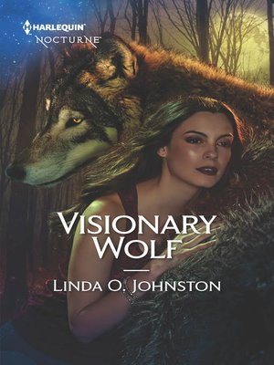 cover image of Visionary Wolf