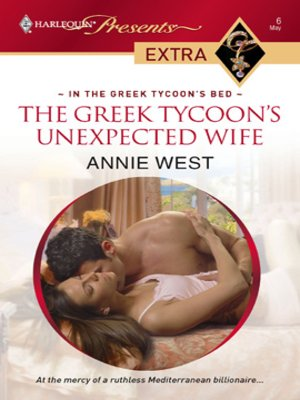 cover image of The Greek Tycoon's Unexpected Wife