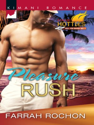 cover image of Pleasure Rush