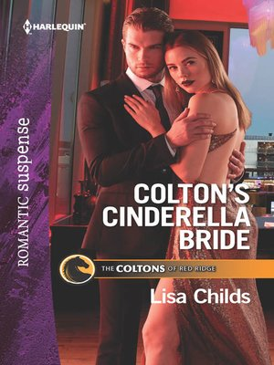 cover image of Colton's Cinderella Bride